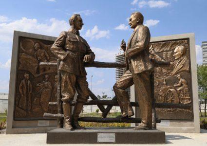 9 Eylül Anıt Heykeli / ANKARA