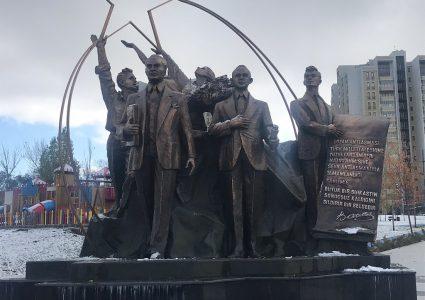 İnönü Parkı, Zafer Anıtı Heykeli / ANKARA
