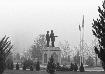 Atatürk ve İnönü Heykeli / MALATYA