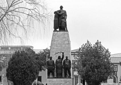 İsmet İnönü Heykeli ve Parkı / ERZİNCAN